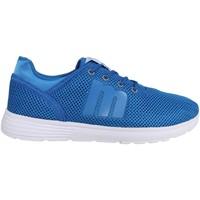 Sapatos Mulher Sapatilhas MTNG 69562 Azul