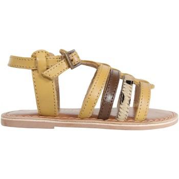 Sapatos Rapariga Sandálias MTNG 83509 Beige