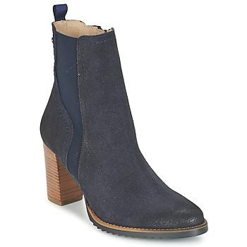 Sapatos Mulher Botins MTNG MUESTRA Marinho