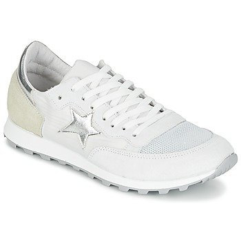 Sapatos Mulher Sapatilhas Yurban FILLIO Branco / Bege
