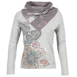 Textil Mulher Sweats Desigual CASMIBA Cinza