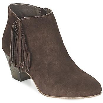 Sapatos Mulher Botins Betty London FIANIDE Castanho