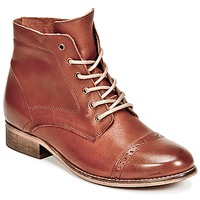 Sapatos Mulher Botas baixas Betty London FOLIANE Camel