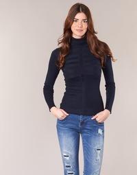 Textil Mulher camisolas Morgan MENTOS Marinho
