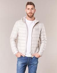 Textil Homem Quispos Emporio Armani EA7 ANDOURALO Branco