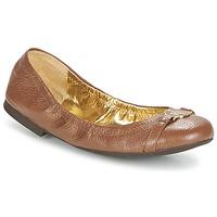 Sapatos Mulher Sabrinas Lauren Ralph Lauren BETHENNY Conhaque