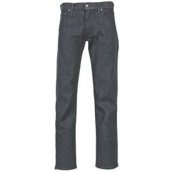 Textil Homem Calças Jeans Levi's 504 Cinza
