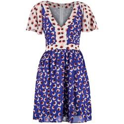 Textil Mulher Vestidos curtos Minueto Vestido Central Park Multicolor