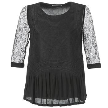Textil Mulher Tops / Blusas See U Soon SATURNIN Preto