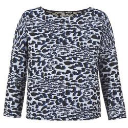Textil Mulher camisolas See U Soon SAVERIA Cinza / Preto / Azul