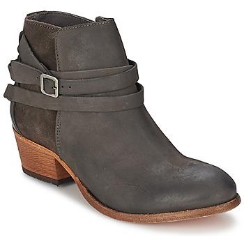 Sapatos Mulher Botins Hudson HORRIGAN Cinza