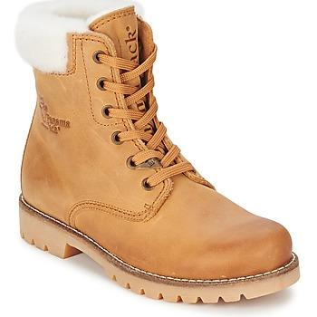 Sapatos Mulher Botas baixas Panama Jack PANAMA Mel