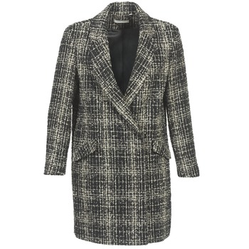 Textil Mulher Casacos Naf Naf ADOUCE Cinza