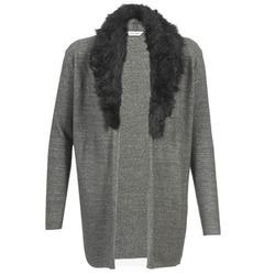 Textil Mulher Casacos de malha Naf Naf NESTOR Antracite