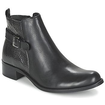 Sapatos Mulher Botas baixas Betty London FEWIS Preto