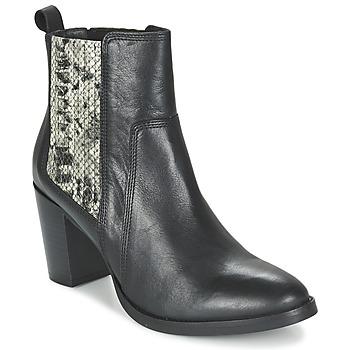 Sapatos Mulher Botins Betty London FLARA Preto