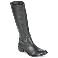 Sapatos Mulher Botas Betty London FLIGNE Preto