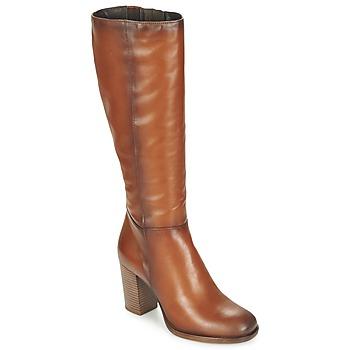 Sapatos Mulher Botas Tamaris LOUGA Conhaque