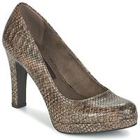 Sapatos Mulher Escarpim Tamaris SYLVA Castanho