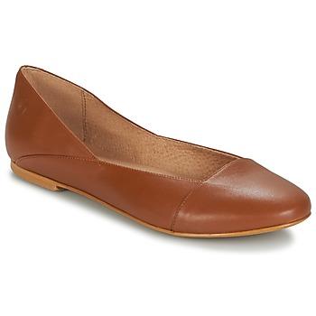 Sapatos Mulher Sabrinas Casual Attitude TOBALO Castanho