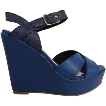 Sapatos Mulher Sandálias Xti 45099 Azul