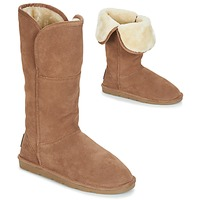 Sapatos Mulher Botas Les Tropéziennes par M Belarbi ARCTIQUE Camel