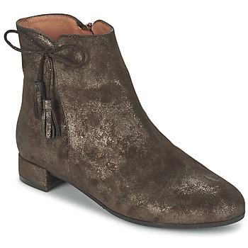Sapatos Mulher Botas baixas Fericelli FADELA Castanho
