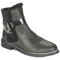 Sapatos Mulher Botas baixas Fericelli FADEN Preto