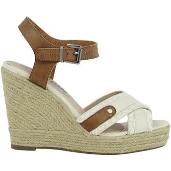 Sapatos Mulher Alpargatas Refresh 61746 Beige