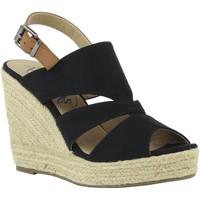 Sapatos Mulher Alpargatas Refresh 61784 Negro