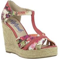 Sapatos Mulher Alpargatas Refresh 61805 Rojo