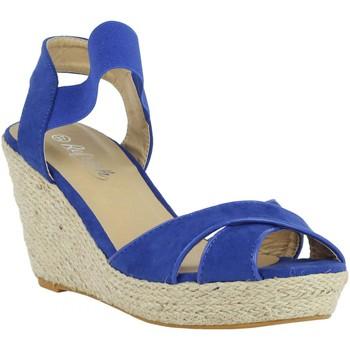 Sapatos Mulher Alpargatas Refresh 61953 Azul