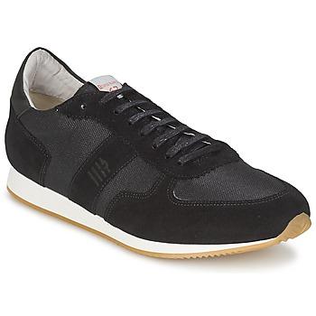 Sapatos Homem Sapatilhas Serge Blanco VARN Preto