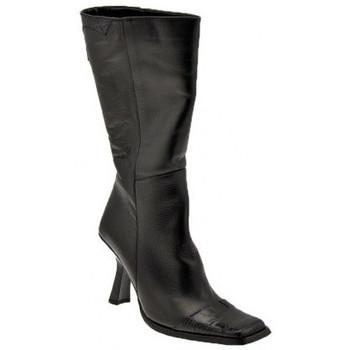 Sapatos Mulher Botas Bocci 1926  Preto