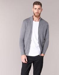 Textil Homem Casacos de malha BOTD FILAPO Cinza