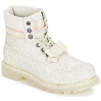 Sapatos Mulher Botas baixas Caterpillar COLORADO CURTSY Branco