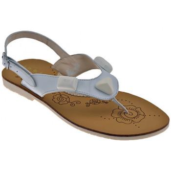 Sapatos Rapariga Sandálias Inblu  Branco