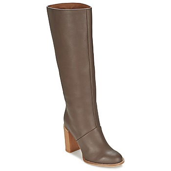 Sapatos Mulher Botas See by Chloé SB23005 Cinza