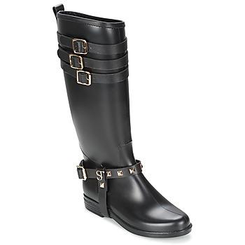 Sapatos Mulher Botas SuperTrash SAMMY Preto