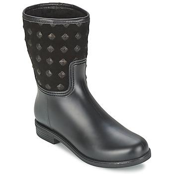 Sapatos Mulher Botas baixas SuperTrash SUZY Preto