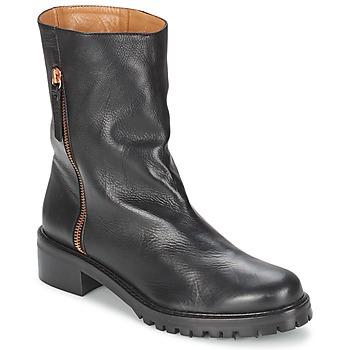 Sapatos Mulher Botas baixas Castaner FILOMENE Preto