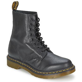 Sapatos Mulher Botas baixas Dr Martens PASCAL Preto