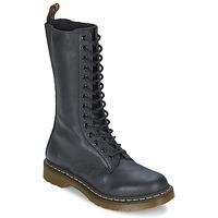 Sapatos Mulher Botas Dr Martens 1B99 Preto