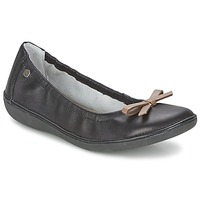 Sapatos Mulher Sabrinas TBS MACASH Preto / Toupeira