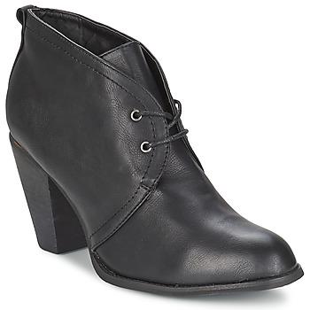 Sapatos Mulher Botas baixas Spot on DAKINE Preto