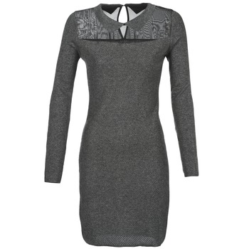 Textil Mulher Vestidos curtos Betty London FLOUELLE Cinza