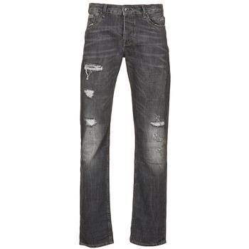 Textil Homem Calças Jeans Kaporal AMBROSE Preto