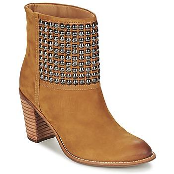 Sapatos Mulher Botins Dumond GUOUZI Castanho