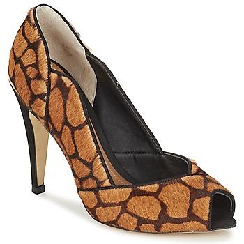 Sapatos Mulher Escarpim Dumond GUATIL Leopardo