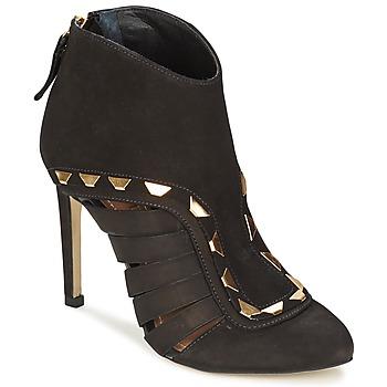 Sapatos Mulher Botas baixas Dumond ELOUNE Preto